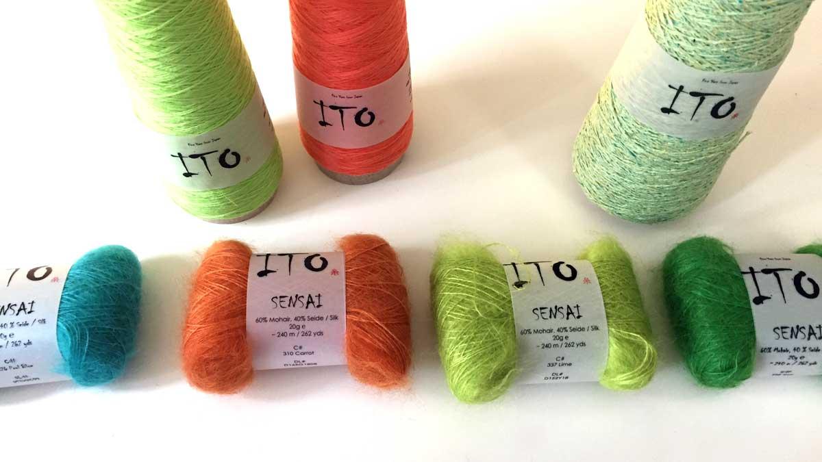 Frühlingszeit ist Ito-Zeit