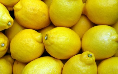 Wenn das Leben dir Zitronen gibt…